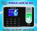 Tp. Hồ Chí Minh: Máy chấm công Ronald Jack RJ-550 - lắp giá rẻ nhất toàn quốc - máy mới RSCL1653572