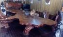 Đăk Lăk: Bộ bàn ghế Gốc gỗ Cate nguyên khối lớn nhất Việt Nam ( có 1 không 2) CL1661853P8