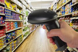 Top 5 đầu đọc mã vạch giá rẻ nên mua cho cửa hàng, siêu thị
