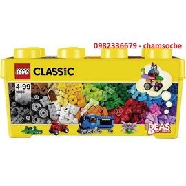Đồ chơi xếp hình Lego classic 10696 – thùng gạch trung sáng tạo – km giảm giá