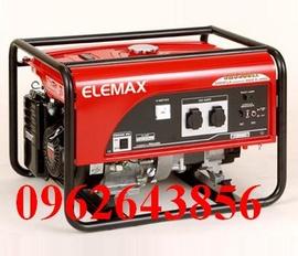 Cung cấp máy phát điện Elemax SH6500EX chính hãng Nhật Bản giá sốc