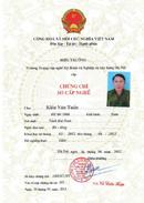 Tp. Hải Phòng: Đào tạo và cấp chứng chỉ vận hành trạm trộn bê tông 0169. 5355. 450 CL1644058