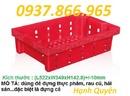 Bắc Ninh: thùng nhựa b2, khay nhựa a8, sóng nhựa bít b8, hộp nhựa b7 giá tốt CL1651416
