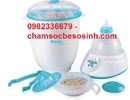 Tp. Hồ Chí Minh: Máy tiệt trùng bình sữa và hâm sữa Kenjo kj-06n – km giảm giá CL1685343