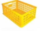 Tp. Hồ Chí Minh: Thùng nhựa, sóng nhựa, hộp nhựa công nghiệp có bánh xe CL1657509