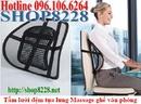 Tp. Hà Nội: Tấm lưới đệm tựa lưng ghế ngồi văn phòng tiện ích chống đau mỏi lưng 0961066264 CL1644434