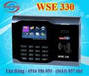 Tp. Hồ Chí Minh: Máy chấm công thẻ cảm ứng Wise Eye 330 - bán giá rẻ nhất - công nghệ mới 2016 CL1642203