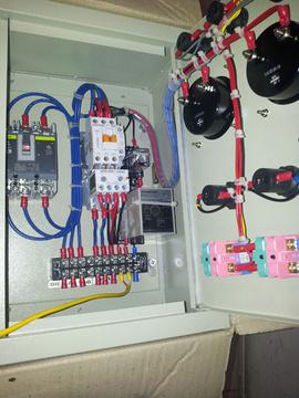 Máy bơm nước tự động, tủ điện điều khiển máy bơm nước