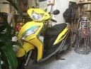 Tp. Hồ Chí Minh: Cần bán xe Honda Vision FI 2013 màu vàng, đẹp như mới, không vết trầy xước CL1647466