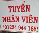 Tp. Hồ Chí Minh: Tuyển Nhân Viên Pha Chế, Phục Vụ Quán Cafe CL1657799P20