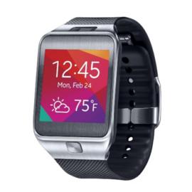 Đồng Hồ Thông Minh Samsung Gear 2 (Silver/ Black)
