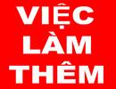 Tp. Hồ Chí Minh: HCM Tuyển sinh viên làm thêm 2-3h lương 4-8tr/ tháng không cần kinh nghiệm CL1657799P20
