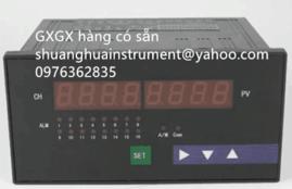 Bộ hiển thị nhiệt độ, đồng hồ nhiệt độ GXGS 820