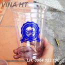 Tp. Hồ Chí Minh: Cung cấp, thiết kế, in ấn ly nhựa nắp cầu take away 1 lần dùng. CL1666794P6