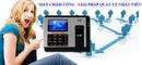 Tp. Hà Nội: Máy chấm công tốt nhất, giá rẻ - Thông số kỹ thuật cần biết CL1644216