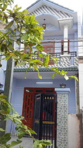 Nhà ở Phan Anh, Quận giáp Tân Phú, HCM