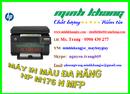 Tp. Hồ Chí Minh: Máy in đa chức năng HP Pro M176n, bán máy in màu HP pro M176N giá rẻ nhất CL1650114P1