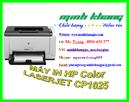 Tp. Hồ Chí Minh: Máy in màu A4 HP LaserJet CP1025, bán máy in HP CP1025 giá rẻ nhất CL1650114P1