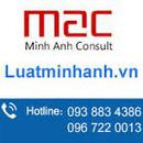 Tp. Hà Nội: Tư vấn đầu tư nước ngoài, Luật Minh Anh CL1648326P9
