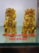 Tp. Hồ Chí Minh: Tỳ hưu kỳ lân mạ vàng phong thủy cao cấp CL1652981P8