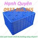 Bắc Giang: sóng nhựa bánh xe, rổ nhựa rỗng hs007, thùng nhựa đặc b4, khay nhựa bít b7 CAT247_283
