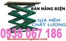 Tp. Hồ Chí Minh: Bàn nâng hàng bằng điện, bàn nâng điện giá tốt, bàn nâng hàng điện CL1645951P6