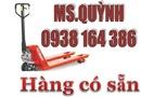 Kiên Giang: xe nang tay kich thuy luc 2. 5 tan, xe nang tay gia re 5 tan, xe nang tay keo hang CL1646026