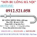 Tp. Hà Nội: Bán Bu Lông Neo Móng M24,20, 16 Hà Nội 0913. 521. 058 Bán Ubolt INOX 304 CL1646026