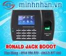 Tp. Hồ Chí Minh: Máy chấm công Ronald Jack 8000T - giá siêu rẻ - hàng mới CL1649130P6