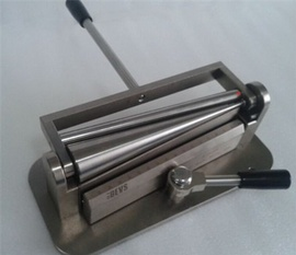 máy đo độ bền uốn, mandrel bend tester, bevs - trung quốc