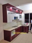 Tp. Hà Nội: Tủ bếp Acrylic bóng gương – thông tin , hình ảnh , báo giá tủ bếp Acrylic CL1087010
