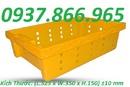 Thanh Hóa: kệ dụng cụ 717 giá rẻ, thùng nhựa rỗng trái cây, sóng cá hs002 CL1651416