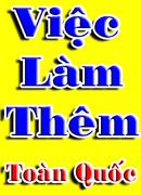 Tp. Hồ Chí Minh: Việc LÀM THÊM SINH VIÊN 2-3h/ ngày Lương 6-9tr/ tháng HCM không mắt phí CL1657799P15