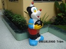 Tp. Hồ Chí Minh: Thùng Rác Chuột Mickey, Thùng Rác Đô Thị Không Chỉ Rẻ Đẹp Mà Còn Văn Minh CL1647197