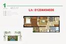 Tp. Hồ Chí Minh: Bán căn hộ cao cấp Lexington, P. AN Phú, Q. 2. Dt 48,5m2, 1PN. Giá 1tỷ582 CL1647974P8