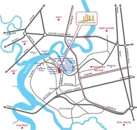 !*$. Khu Đô Thị Đại Phước Center City, Giá Chỉ Từ 390 Triệu/ nền, Sổ Đỏ Riêng