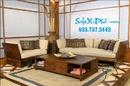Tp. Hồ Chí Minh: Làm nệm ghế sofa gỗ, sửa các loại ghế sofa tại quận 7 CL1647504