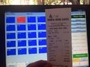 Tp. Hồ Chí Minh: Nhân viên tính tiền bằng máy cảm ứng order từ xa bằng ipad CL1647716