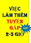 Tp. Hồ Chí Minh: Tuyển dụng toàn quốc làm việc tại nhà 2-3h/ ngày lương 7-9tr/ tháng (uy tín tin cậ CL1647565