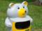 [1] Thùng rác hình con thú, thùng rác nhựa công nghiệp, thùng rác chim cánh cụt
