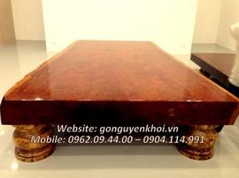 ^^^ Phản gỗ Cẩm khổng lồ, vân chun. Chỉ có tại gonguyenkhoi. vn