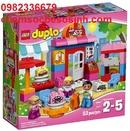 Tp. Hồ Chí Minh: Đồ chơi xếp hình lego duplo 10587 quán café giải khát giảm giá – km giảm giá RSCL1686915