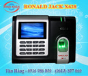Bình Dương: Máy chấm công Ronald Jack X628C - giá tốt - hàng chính hãng CL1647811