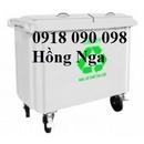 Tp. Hồ Chí Minh: sản xuất thùng đựng rác y tế, thùng chứa chất thải y tế, thùng rác đạp chân 15 lít CL1648174