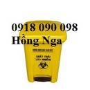 Tp. Hồ Chí Minh: phân phối thùng đựng rác y tế, thùng chứa rác thải thông thường CL1648174