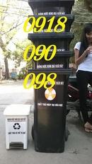 Tp. Hồ Chí Minh: sản xuất thùng đựng rác thải y tế, thùng chứa rác công ngiệp, thùng rác các loại CL1648174