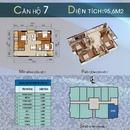 Tp. Hà Nội: CC Scitech Tower-304 HTM diện tích 95,6m giá 21tr , tầng 1607 CL1651984P8