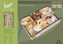 Tp. Hà Nội: Giá 14 tr chung cư Thăng Long Victory diện tích 69,8m, tầng 1010 CL1648758P2
