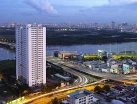 #*$. # Bán căn hộ Riverside 90 Nguyễn Hữu Cảnh 2pn 69m2 37tr/ m2
