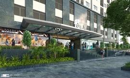 *$. # Chuẩn bị mở bán chung cư New Space Giang Biên Long Biên